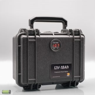 Lithium accu Outdoor Case